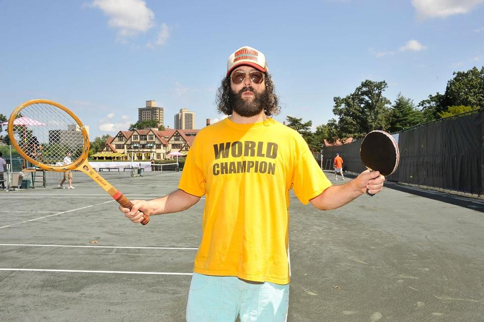 "Judah Friedlander (pictured this month in New York), of ""30 Rock,"" will get the festival's Comedian of the Year Award."